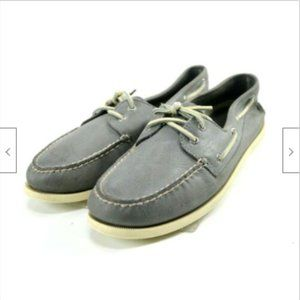 Sperry Top Sider AO 2 Eye Men's Boat Shoes Size 12
